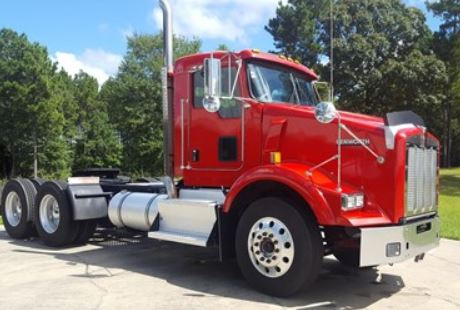 Kenworth Certified Pre-Owned Commercial Truck